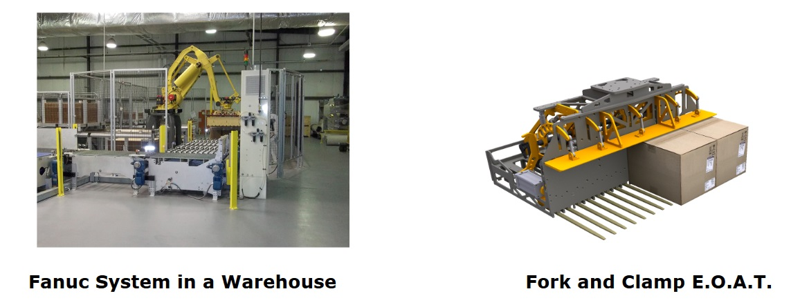 Articulated Arms - Sage Automation Inc